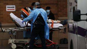 Nueva York registra récord de muertes por coronavirus en un día