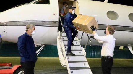 Gonzalo envía 3 aviones a China a comprar insumos contra el COVID-19