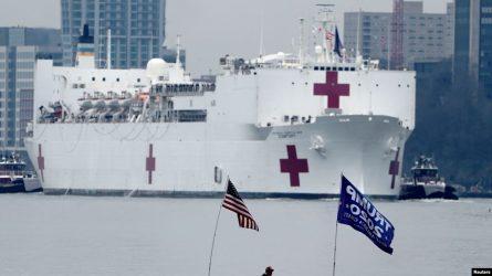 EE.UU.: Se espera pico del coronavirus para mediados de abril