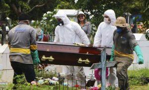 BRASIL: Sobrepasan los 10.000 casos y muertos por COVID-19 llegan a 431