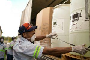 Cervecería aportará más de RD$100 millones para combate del COVID-19