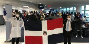 NUEVA YORK: Dominicanos estaban varados fueon retornados a su país