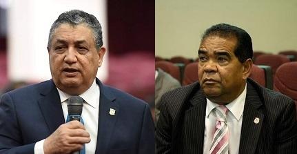 Los diputados Gustavo Sánchez y Manuel Díaz dan positivo al COVID-19
