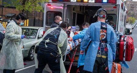 Cifra de muertos por Covid-19 en Nueva York llega a 13 mil 869