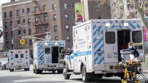 Se disparan muertes en Nueva York, zona más afectada por pandemia