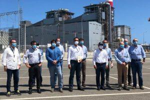 Consorcio entrega a la CDEEE unidad 2de la central eléctrica Punta Catalina