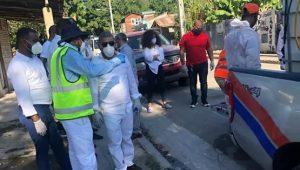 Preocupación en distrito de Jacagua ante contagios por coronavirus