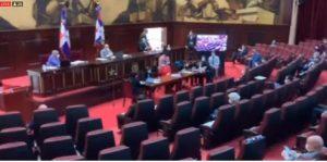 Senado aprueba extensión estado de emergencia por otros diecisiete días
