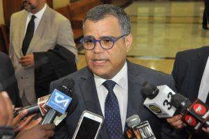 Senador Tommy Galán pide intervenir San Cristóbal por el coronavirus