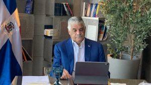 Vargas encabeza videoconferencia con embajadores del país en las Américas