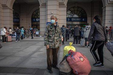 CHINA: Wuhan recupera libertad tras 11 semanas enclaustrada por Covid-19