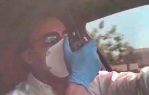 Alcalde pide a población no comprar mascarillas, ni guantes en las calles