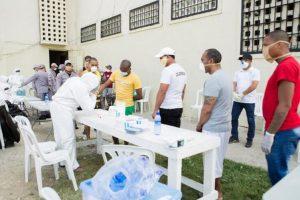 Procuraduría dominicana traslada presos a centros de aislamiento