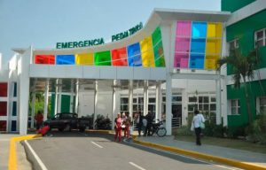 CMD reporta 28 médicos del hospital de niños en Santiago fueron aislados