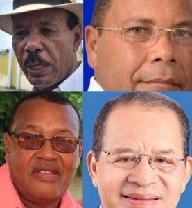Positivo al coronavirus cuatro alcaldes electos en el PRM