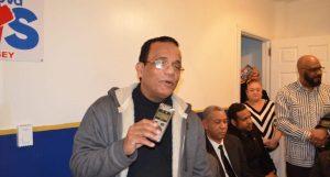 Muere el jefe de campaña del PRM en Nueva Jersey, Elvin Garabitos