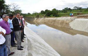 INDRHI dispone limpiar canales riego  y drenajes para evitar contaminación