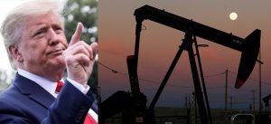 Precios del petróleo se disparan tras tuit del presidente Donald Trump