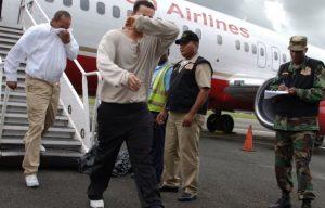 Llegan a República Dominicana otros  41 deportados desde EU