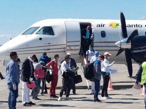 Cancillería informa retorno de 33 dominicanos desde Cuba