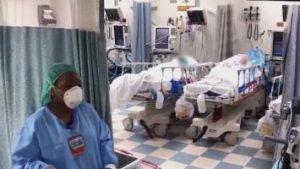 Van casi 2,000 muertes en NY por coronavirus; lo peor se anticipa en abril