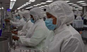 Empresa Haina fabrica dispositivo usan en algunos pacientes virus