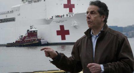 Gobernador NY encabeza coalición de estados para salir cuarentena