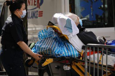 La Ciudad de Nueva York supera los muertos por COVID-19 de toda China