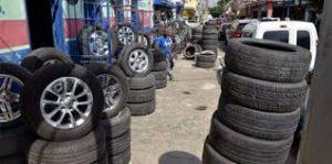 Importadores de gomas usadas en la RD piden reabrir sus negocios