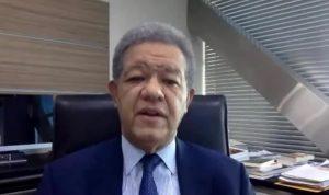 Leonel: La Rep. Dominicana necesita un líder que la guíe emocionalmente
