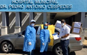 CONSTANZA: Alfridomsa dona insumos Hospital Pedro A. Céspedes