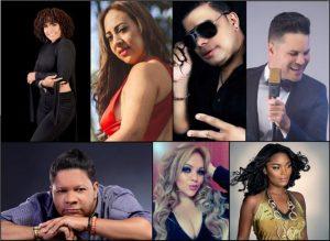 Artistas latinos lanzan canción Levantemos la bandera de esperanza