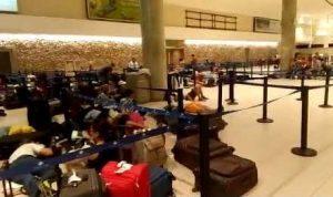 Dominicanos varados en la R. Dom. temen perder sus trabajos en España
