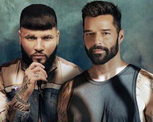 """Boricuas Ricky Martin y Farruko se unen para el remix """"Tiburones"""""""