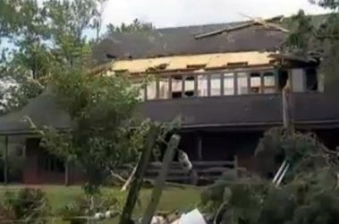 Tornado deja a miles sin electricidad en áreas Nueva York y Nueva Jersey