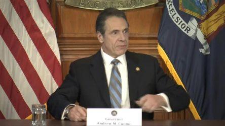 Gobernador extiende cuarentena en Nueva York hasta el 15 de mayo