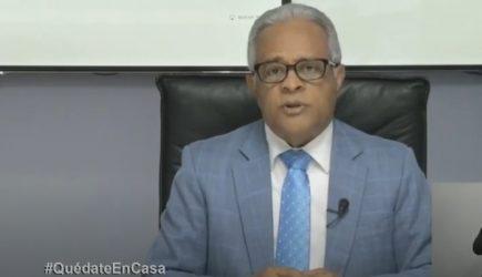El Ministro de Salud recomienda prolongar el estado de emergencia
