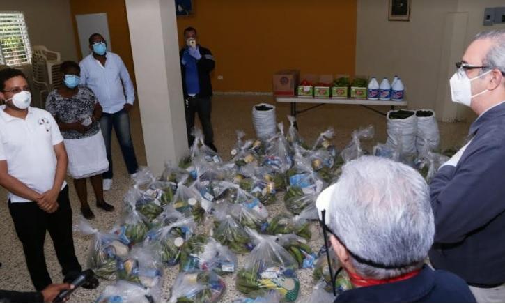 Luis Abinader reafirma mejorará las condiciones de vida de trabajadores