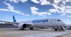 Despega de Santo Domingo un nuevo vuelo repatriación con destino Madrid