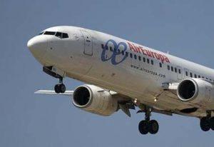 Despega de Santo Domingo nuevo vuelo de repatriación con destino Madrid