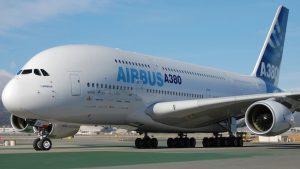 Avión más grande del mundo llegó a RD con 45 mil kilos material sanitario