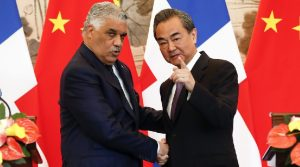 China cree R. Dominicana superará pronto la pandemia; seguirá apoyo