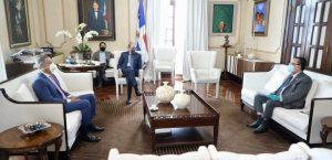 Presidente Medina pasa balance al comportamiento de la economía