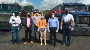 Autoridades impiden entrada a RD de gran cargamento de residuos oleosos