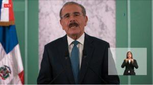 VEA AQUI video y texto del discurso del Presidente RD de este domingo 17