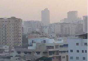 """Sigue problema humo de Duquesa;MOPC pide """"un poco de paciencia"""""""