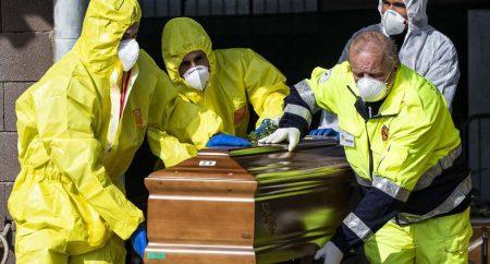 El mundo ronda los 300 mil fallecidos por la COVID-19, según la OMS