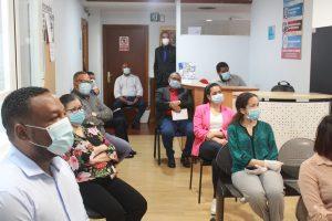 MADRID: Realizan jornada formativa empleados Consulado Dominicano