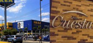 Autoridades actúan contra Ikea, Casa Cuesta y otras hacían ventas en línea