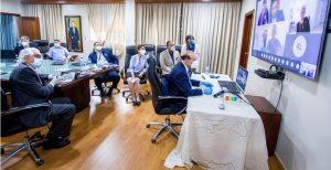 JCE evalúa avances para el montaje del voto de dominicanos en el exterior